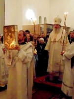 Рождество Христово в Калачинской епархии