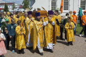 Святительские дни в Тобольске