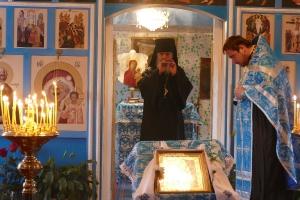 Служба в Оконешниково