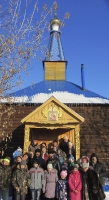 Паломничество в Тамбовку