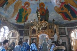 Храм иконы  Всех скорбящих радость