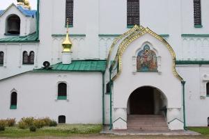 Поездка в Петербург