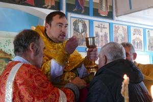 Богослужение в Оконешниково