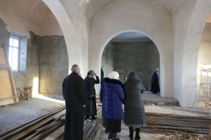 Храм в Старомалиновке