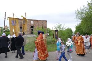 Престольный праздник в Черлаке
