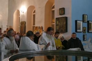 Крещение Господне 2018