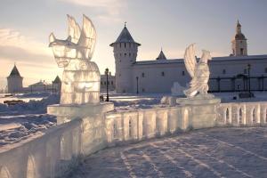 Тобольск Рождество