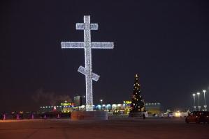 Рождество в Сибири