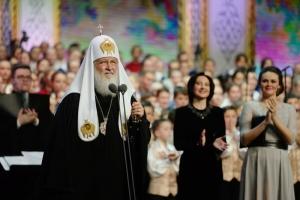 Интронизация Патриарха