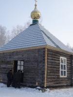 Строительство храма в Костино