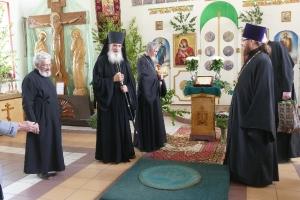 В праздник Троицы