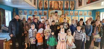 Рождество в Оконешниково