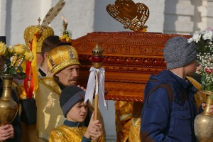 Тобольск святительские дни