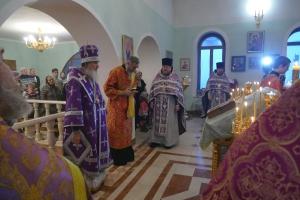 Встреча святыни