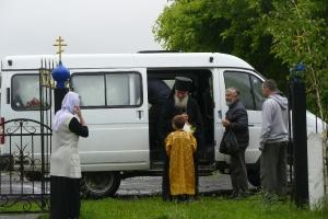 В Серебряном