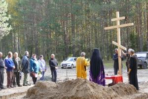 освящение закладного камня