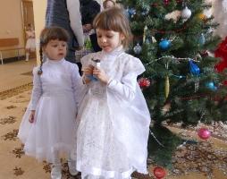 Рождество в лицах