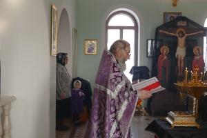 Служба на Мучеников Севастийских