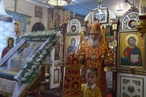 Праздник иконы Божией Матери
