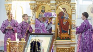 Собор Омских святых на Омской земле